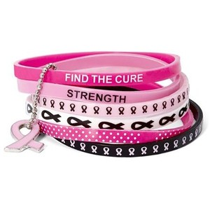 Hold High Spirits Whilst Fighting With The T Cancer Your Silicone Bracelets