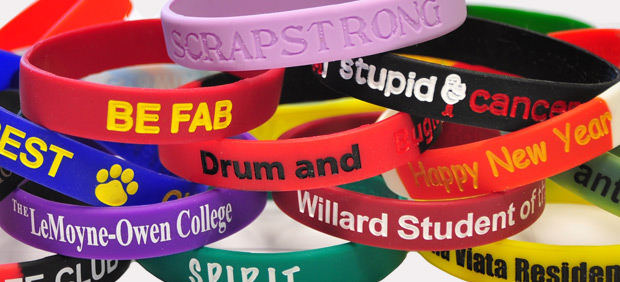 Customized Bracelets Perfect Way To Express Your Emotions Towards An Event