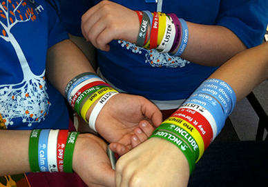 Wristbands With A Message Diffe Styles And Reason To Use Silicone Bands