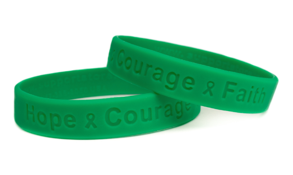 Liver Cancer Awareness Bracelets Free Shipping Available