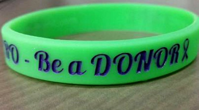 Organ Donation Bracelets Wristbandbuddy Blog
